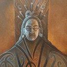 Victor-Te-Paa,-Mauri-Oho-(Awakening)-detail,-2021,-acrylic-on-canvas.jpg