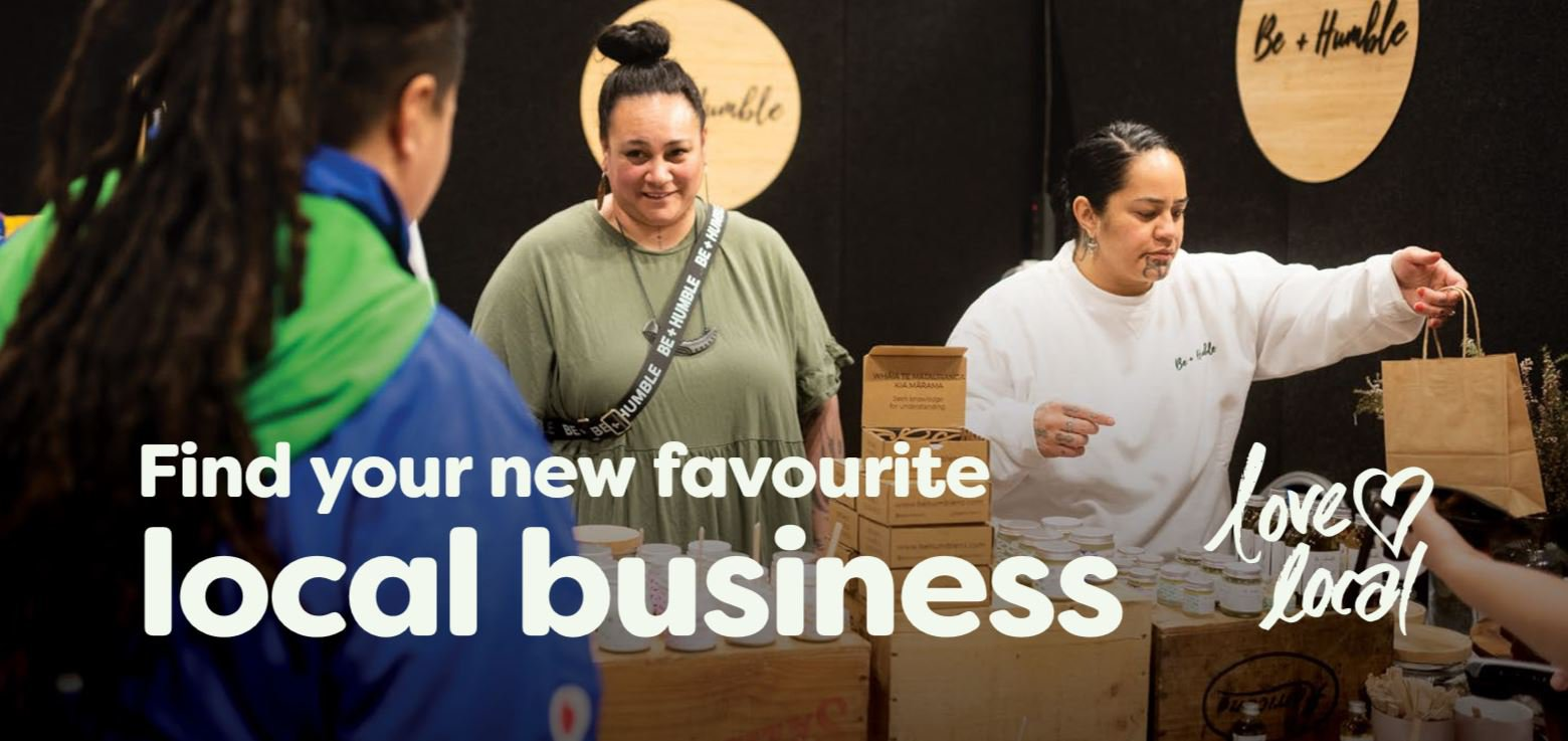 Find a new favourite local business
