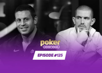Garrett Adelstein and Gus Hansen headlined two nights of thrilling high stakes action from the PokerGO Studio.