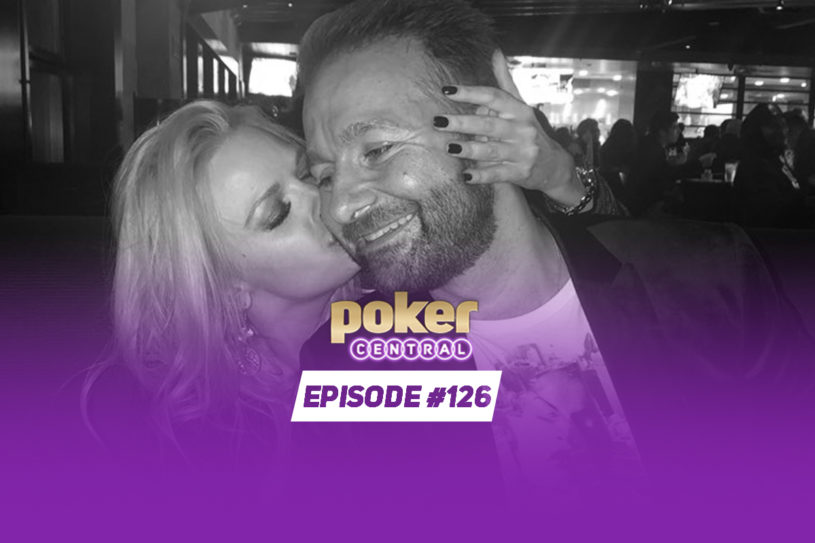 Daniel Negreanu and Amanda Leatherman join the podcast fora tell-all on their relationship.