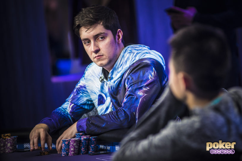 Ali Imsirovic was locked in during the 2018 Poker Masters, but is he ready for the Super High Roller Bowl?