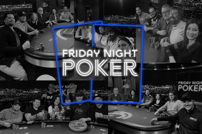 Poker Central Senior Editor Remko Rinkema shares his first-hand experience of being on set during Friday Night Poker.