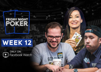 Delphine Szwarc, Matt Stout and Tana Karn headline the Week 12 Friday Night Poker action.