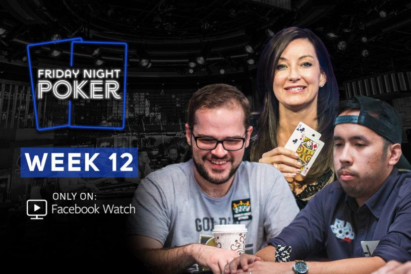 Delphine Szwarc, Matt Stout and Tana Karn headline the Week 12 Friday Night Poker action.