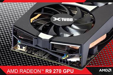 Sapphire Radeon R9 270 Dual-X - výborný poměr cena/výkon