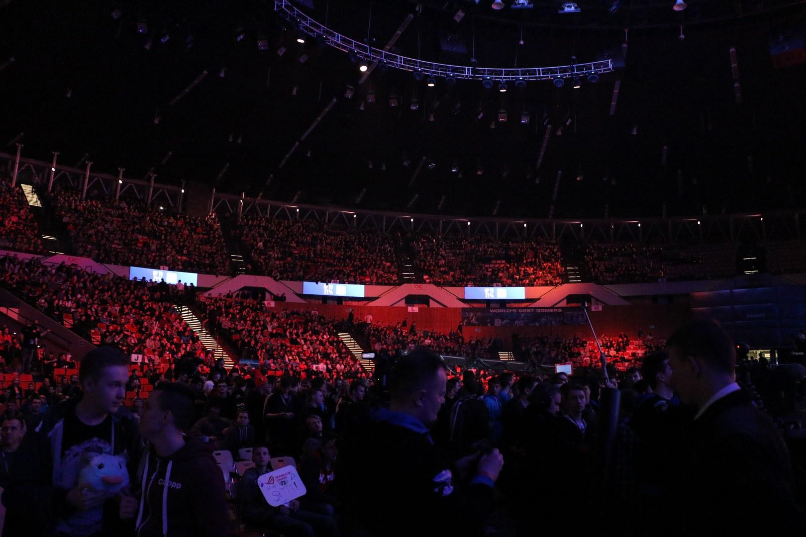 Atmosféra byla famózní!