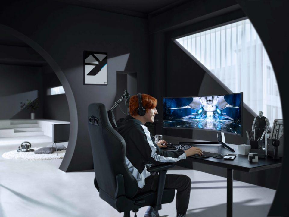 Skvělý herní monitor nese jméno Samsung Odyssey Neo G9