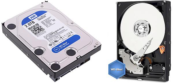 Pevný disk Western Digital Blue