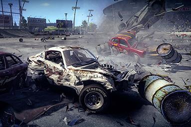 Wreckfest – spálený benzin & praskající ocel