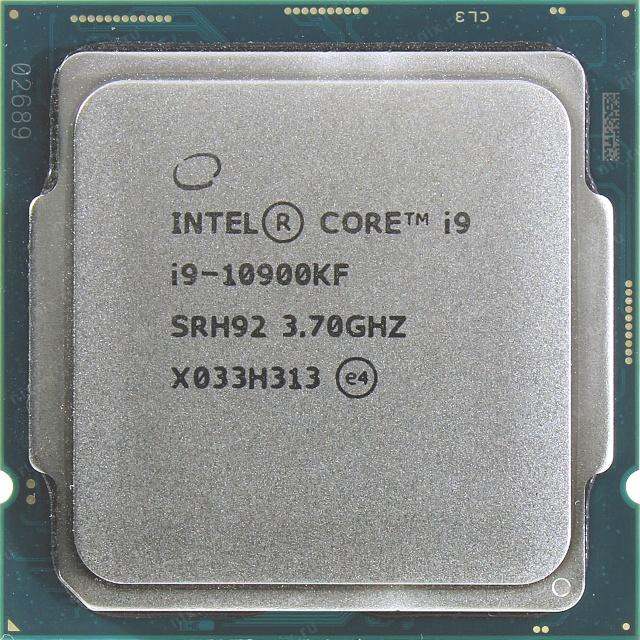 Procesor Core i9-10900KF