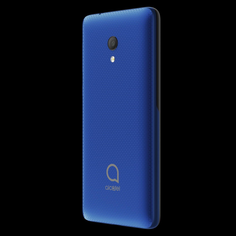 Alcatel 1C: Smartphone s Full View displejem a Androidem Go Edition