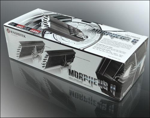 Raijintek vydává chladič pro grafické karty Morpheus II v edici Core