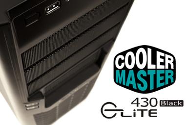 CoolerMaster Elite 430 - hodně muziky za málo peněz