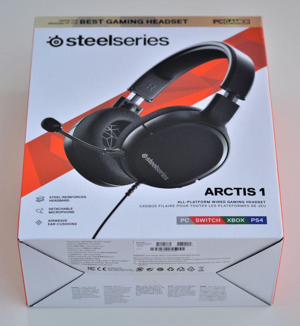Steelseries Arctis 1 – ideální headset na hraní i na cesty