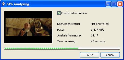 Zálohování DVD-Video, díl 1. - DVD Shrink