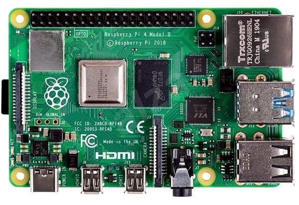 Minipočítač Raspberry Pi 4 Model B výrazně zlevnil