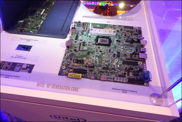 Intel poodhalil 10nm multičipy Ice Lake-Y