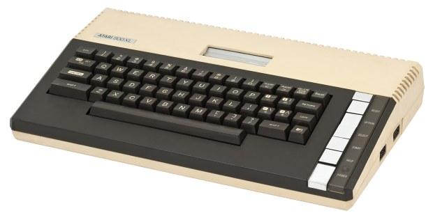 Atari 800XL - u nás hodně rozšířený