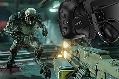 Doom VFR – vraždění démonů nebylo nikdy skutečnější