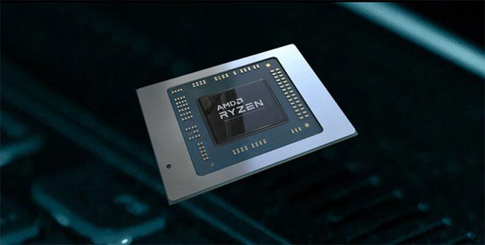 AMD Ryzen 7 5800U v testu Geekbench: slušný výkon v single core
