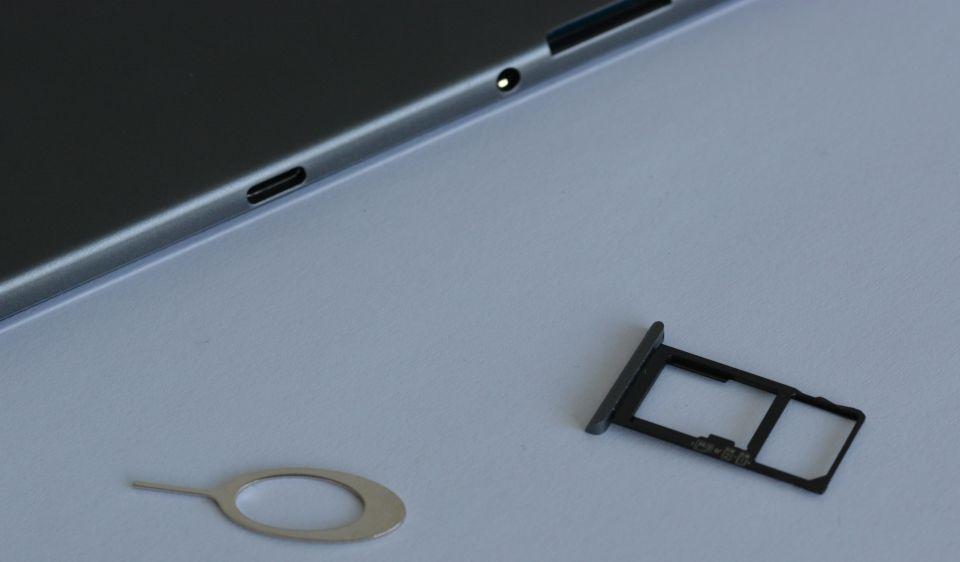 Chuwi HiPad LTE – kovové tělo, IPS displej a desetijádro