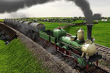 Train Fever: Milovníci vláčků, tramvají a autíček, nastupovat!