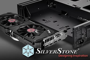 Soutěž se SilverStone o skříň, 500W zdroj a další ceny