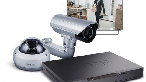 D-Link má síťový videorekordér s podporou PoE, H.265 a 4K
