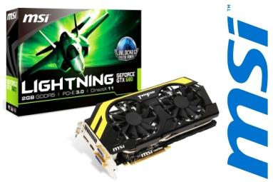 MSI GeForce GTX 680 Lightning – nejvyšší výkon, super výbava