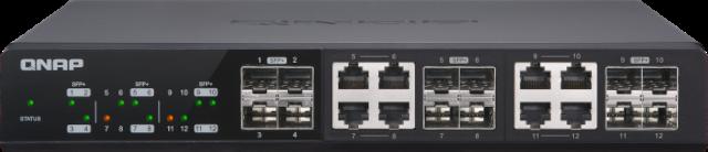 QNAP QSW-M1208-8C