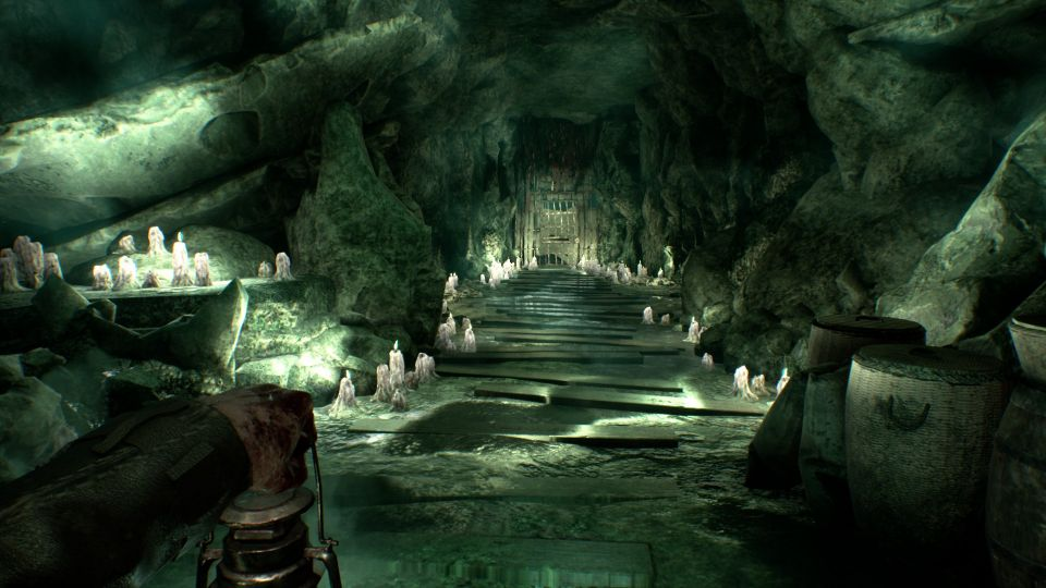 Call of Cthulhu vás zavede na mnoho záhadných míst. Nejsou moc detailní, ale atmosféra se v nich dá krájet.