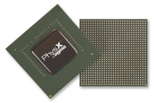Ageia PhysX - první akcelerátor fyziky v moderních hrách