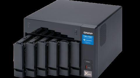 QNAP uvádí NAS TVS-x72X 10GbE s podporou 4K a M.2 NVMe SSD