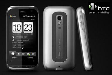 HTC Touch Pro 2 - vydařený následovník
