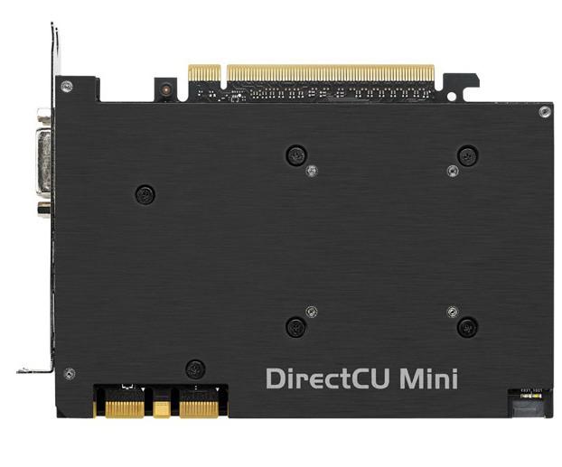 ASUS připravuje zmenšenou verzi grafiky GeForce GTX 970 pro skříně typu mini-ITX