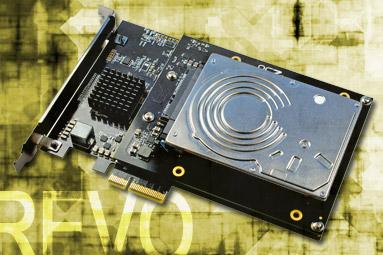 OCZ RevoDrive Hybrid — jak funguje SSD cache v praxi