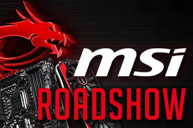 Krátké ohlédnutí za MSI Roadshow 2013