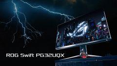 ASUS ROG Swift PG32UQX odhaluje budoucnost gamingu