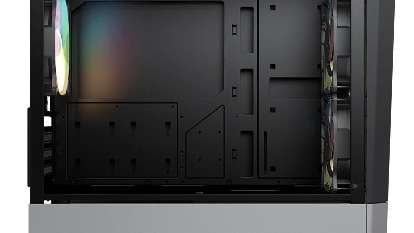 Cougar MG140 Air RGB: zajímavá mini-ITX počítačová skříň