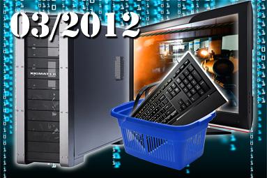 Doporučené sestavy a monitory – březen 2012