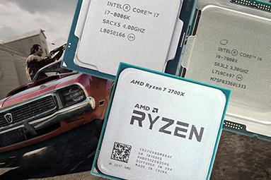 AMD 2700X vs Intel 8086K na hry: jádra, nebo frekvence?