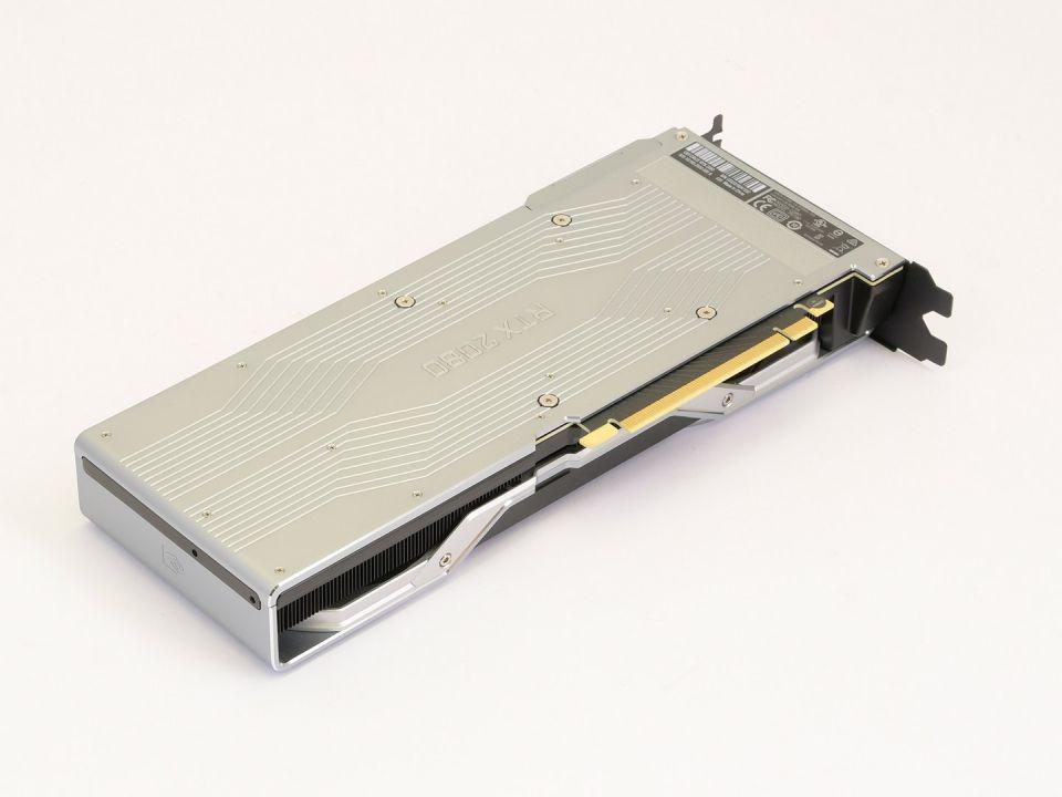 Test GeForce RTX 2080: Výkon GTX 1080 Ti... i její cena
