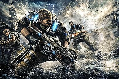 Gears of War 4: Znovu vynalezení ozubeného kola? Ne!