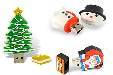 Vánoční průvodce – výběr externích datových úložišť