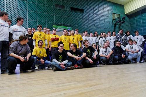 Mistrovství Slovenska v přetaktování - reportáž
