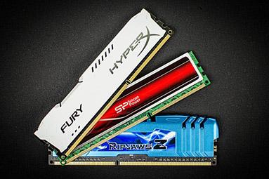 Trojice kitů DDR3 v testu, včetně nováčka Silicon-Power