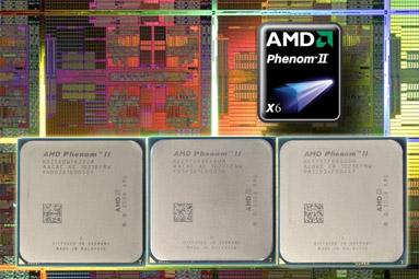 Tři novinky AMD – od dvoujádra po šestijádro Phenom II