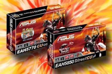 Vyhlášení soutěže se společností Asus o grafické karty ATI