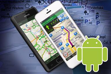 S námi nezabloudíte! Srovnání navigací pro Android zdarma