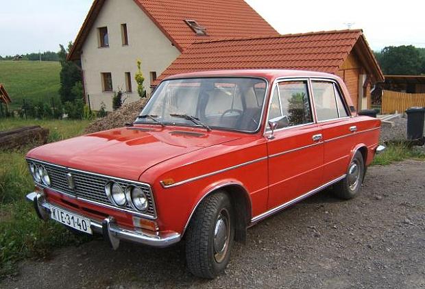 """""""Žigulík"""" byl (a je) nesmrtelným autem vyššího standardu republik východního bloku (zdroj: Hyperinzerce.cz)."""